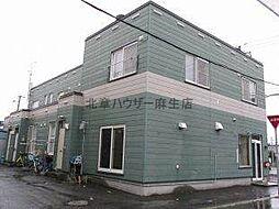 [テラスハウス] 北海道札幌市北区屯田二条5丁目 の賃貸【/】の外観