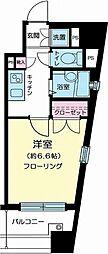 東京都文京区大塚2丁目の賃貸マンションの間取り