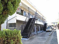 野崎アパート桂荘[2号室]の外観