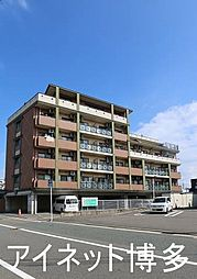福岡県福岡市博多区諸岡2丁目の賃貸マンションの外観