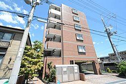 兵庫県伊丹市森本4丁目の賃貸マンションの外観