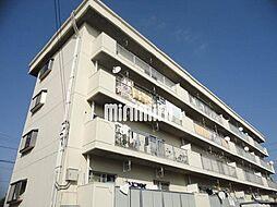 コーポ富士見[4階]の外観