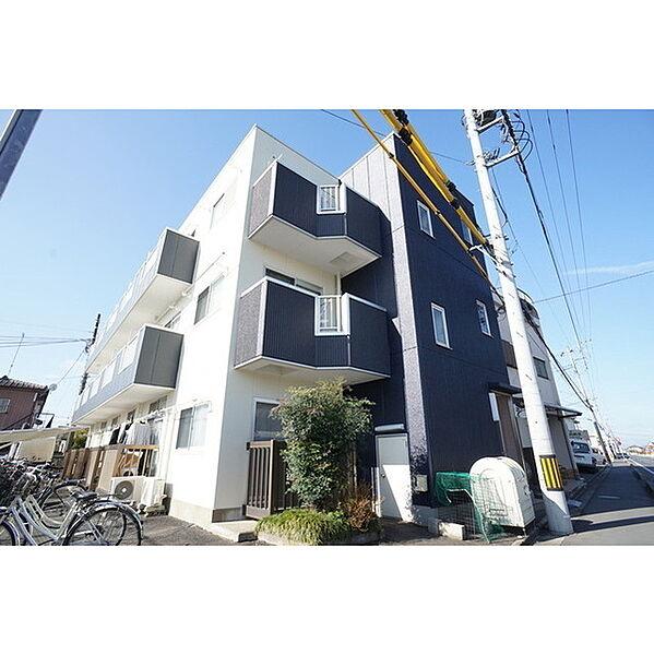 コーポナカムラ 3階の賃貸【茨城県 / 水戸市】