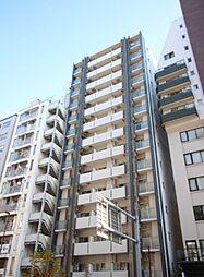 東京都新宿区大久保2丁目の賃貸マンションの外観
