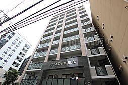 福岡県福岡市博多区博多駅東1の賃貸マンションの外観