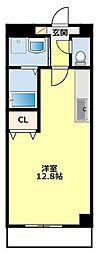 愛知県豊田市栄町2丁目の賃貸マンションの間取り