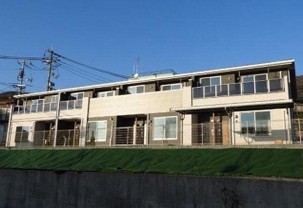 広島県呉市西谷町の賃貸アパート