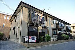 兵庫県神戸市須磨区大池町1丁目の賃貸アパートの外観