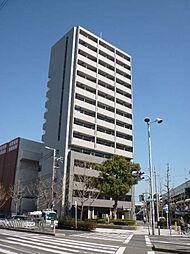 大阪府大阪市西区川口1の賃貸マンションの外観