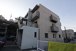 兵庫県西宮市新甲陽町の賃貸マンションの外観