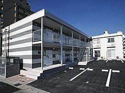 レオパレスcraneIII[1階]の外観