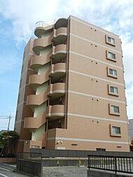 東京都江戸川区中葛西4丁目の賃貸マンションの外観