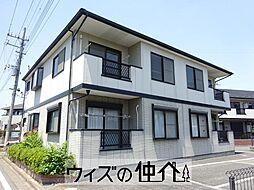 Yamayoshi ラタン館[201号室]の外観