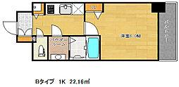 ファステート神戸アモーレ[11階]の間取り