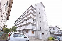 近鉄大阪線 堅下駅 徒歩10分の賃貸マンション