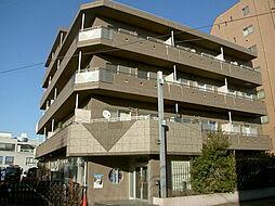 ギャラクシー白石[4階]の外観