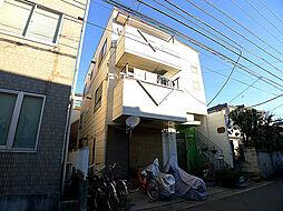 埼玉県越谷市登戸町の賃貸マンションの外観
