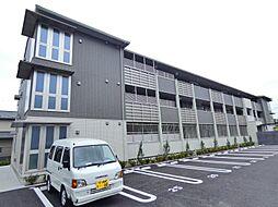 千葉県船橋市三山5丁目の賃貸アパートの外観