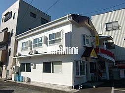 岐阜県岐阜市鷺山の賃貸アパートの外観