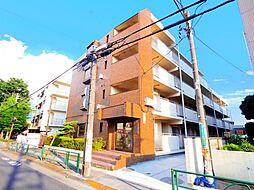東京都小平市花小金井6丁目の賃貸マンションの外観