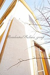 [一戸建] 神奈川県茅ヶ崎市小和田2丁目 の賃貸【/】の外観