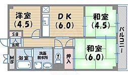 甲陽園駅 6.2万円