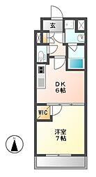 MX‐I[3階]の間取り