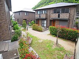 [テラスハウス] 兵庫県神戸市北区谷上西町 の賃貸【/】の外観