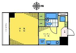 MRKレジデンス[2階]の間取り