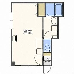 ARS  SUMIKAWA[2階]の間取り