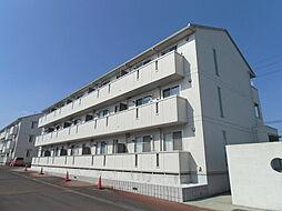 エミネンスB[1階]の外観