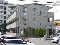 神奈川県横浜市港北区高田西1丁目の賃貸アパートの外観