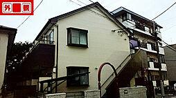 リーフハイツ[101号室]の外観