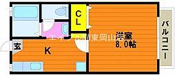 西川原駅 4.0万円