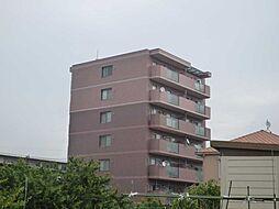 パークサイド雁宿1号館[1階]の外観
