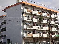 サンハイツ西ノ京[405号室]の外観