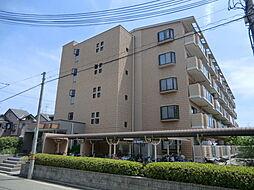 大阪府八尾市南本町2丁目の賃貸マンションの外観