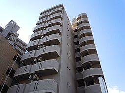 愛知県名古屋市熱田区一番3丁目の賃貸マンションの外観