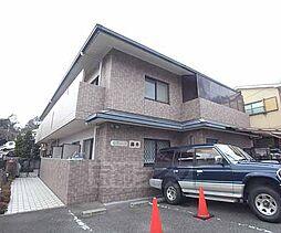 京都府京都市山科区御陵山ノ谷の賃貸マンションの外観
