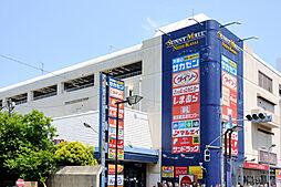 東京都江戸川区西葛西4丁目の賃貸アパートの外観