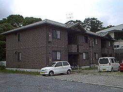 クレッシェンド黒崎公園横B棟[2階]の外観
