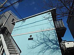 住吉西尾ハイツ[201号室]の外観