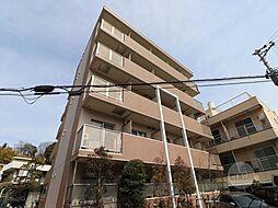 ファミーユ千里山西[5階]の外観