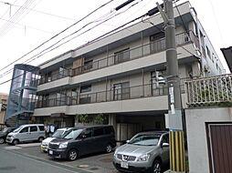 南埜第1マンション[1階]の外観