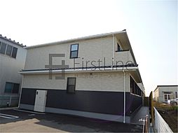 京都府京都市伏見区羽束師古川町の賃貸アパートの外観