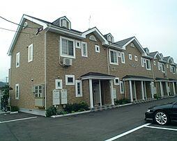 福岡県福岡市早良区東入部1丁目の賃貸アパートの外観