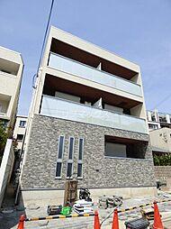 JR東海道・山陽本線 甲南山手駅 徒歩2分の賃貸アパート