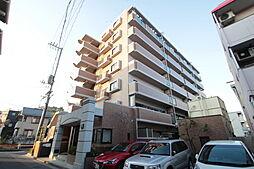 クレイドル東高須[4階]の外観