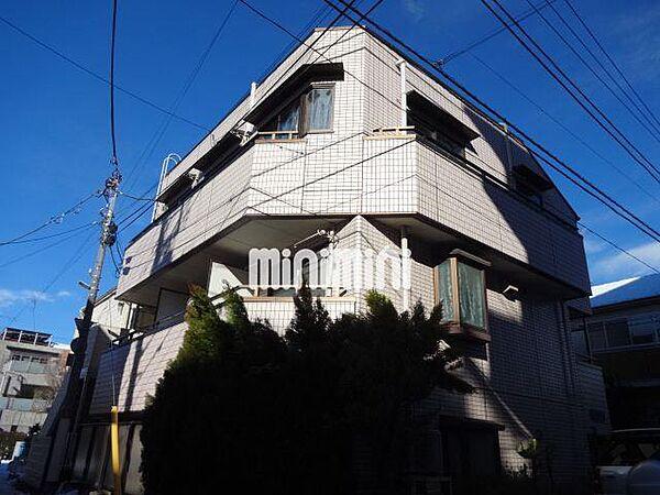 C NEW SUGI HOUSE[3階]の外観