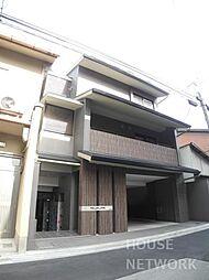 京都府京都市上京区小川町の賃貸マンションの外観